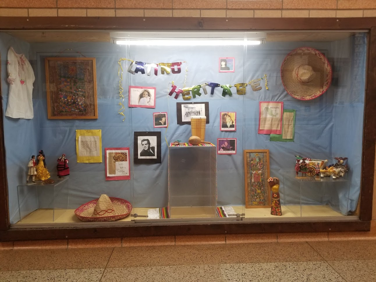 Latin-American Heritage Showcase